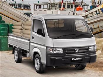 Suzuki Carry 2021 facelift ra mắt